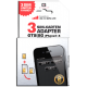 Triple SIM Adapter iPhone® GTSIXG