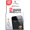 Dual SIM Adapter iPhone® GDSISE
